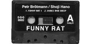 Peter Brotzmann :: Shoji Hano > Funny Rat tour