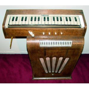 morgan's organ #4