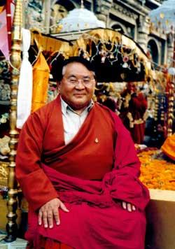 Sogyal Rinpoche講演会とエスニックな夕べ