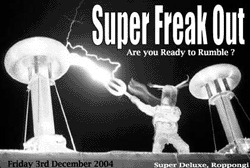 Super Freak Out Vol.3