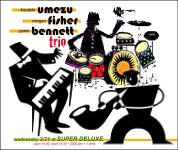 Umezu - Fisher - Bennett TRIO