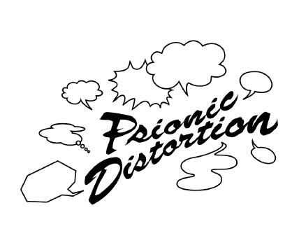 Psionic Distortion CLOSE