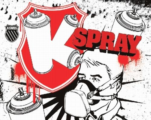 K-Spray International Tour