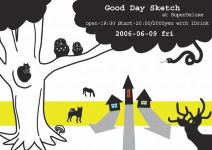 Good Day Sketch