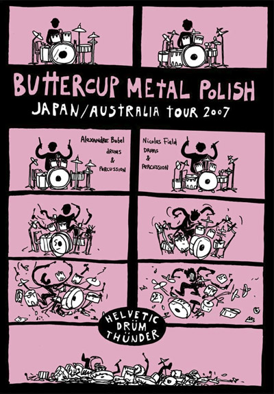 Buttercup Metal Polish