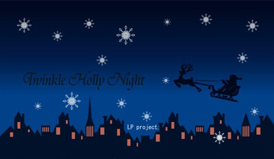 Twinkle Holly Night