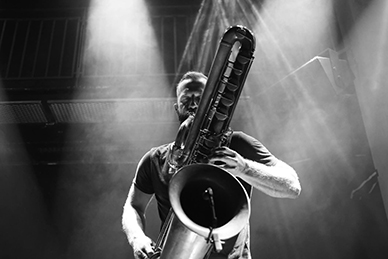 Colin Stetson Japan Tour 2018  INDIE ASIA presents