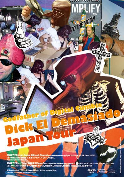 Dick El Demasiado