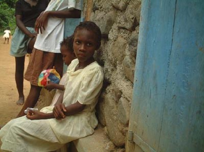 HAITI AID
