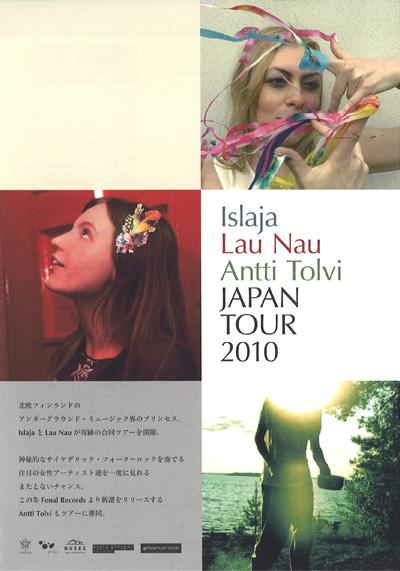 Islaja & Lau Nau