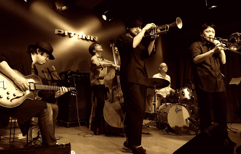 ONJQ - Otomo Yoshihide's New Jazz Quintet