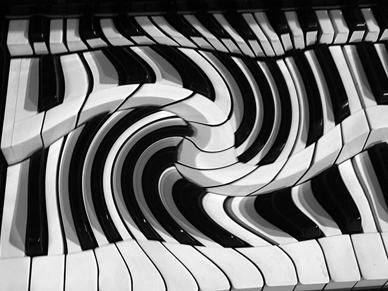 Morgan's Piano