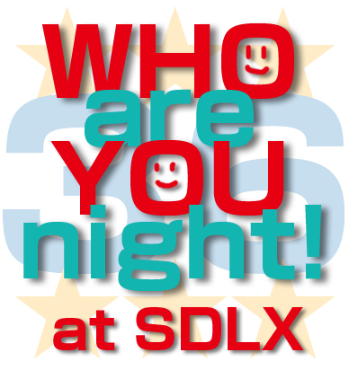 WHO are YOU night ! Vol.36