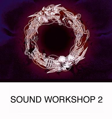 Starship sound workshop 2