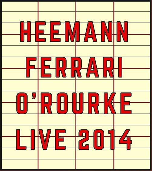 Heeman - Ferrari - O'Rourke 2014