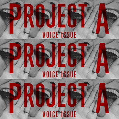 PROJECT A #2 - Voice Issue -