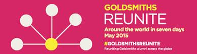GOLDSMITHS REUNITE