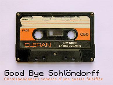 Good bye Schlöndorff